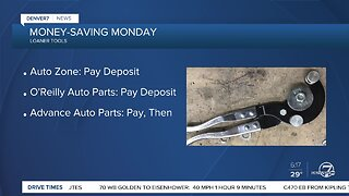 Money Saving Monday: Local stores loan tools