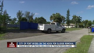 Crews remove more toxic sludge in Dunbar neighborhood - Video
