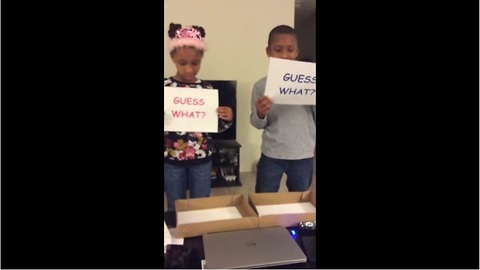 Kids fail to grasp surprise pregnancy announcement