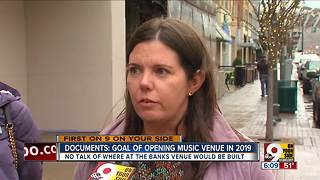 Live outdoor concerts at The Banks by 2019? - Video