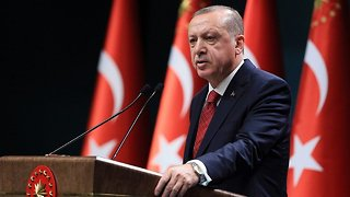 President Erdogan Moves Up Turkey's Election Several Months - Video
