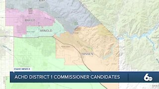 Local races: ACHD District 1 opponents discuss goals if elected