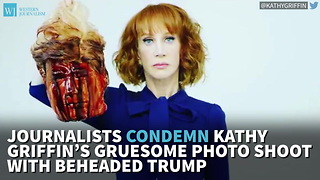 Famous Comedian Poses For Gruesome Trump Photo, Look What Instantly Happens To Her - Video