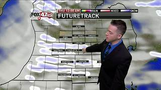 Dustin's Forecast 12-5 - Video