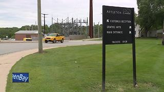 Debate over Appleton Coated's future continues - Video