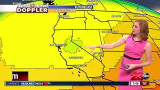 After a beautiful Mother's Day, this week looks mild - Video