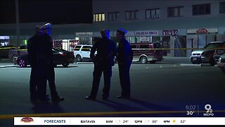 Police investigate triple shooting