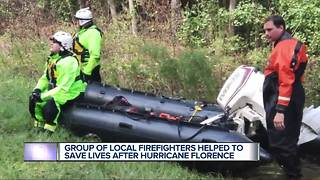 Meet the Michigan task force that helped save lives during Hurricane Florence