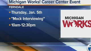 Workers Wanted: Michigan Works! Career Center events - Video