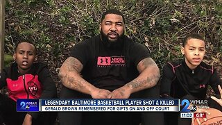 Legendary Baltimore basketball player, comedian killed on city streets