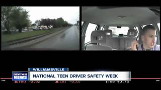 Safety tips during National Teen Driver Safety Month - Video