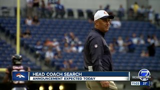 Denver Broncos hire Bears' Vic Fangio as head coach, sources say