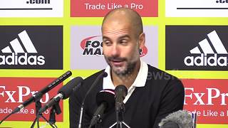 Guardiola 'enjoying' City's ruthlessness - Video