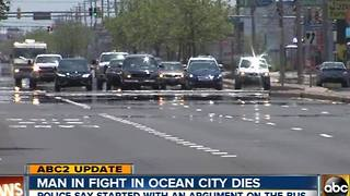 Man died after fight in Ocean City in June 2016 - Video