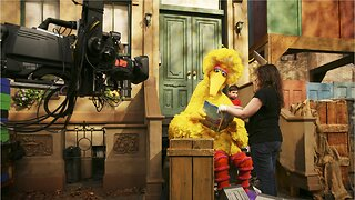 Sesame Street Introduces a Puppet in Foster Care