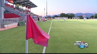 FC Tucson women fall to San Diego, 2-1 - Video