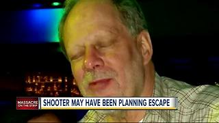Las Vegas gunman planned to escape after massacre, sheriff says - Video