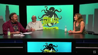 Nerdist's Alison Haislip on Stan Lee's Comikaze All Year Long - Video
