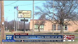 Charges filed against former Wagoner HS employee