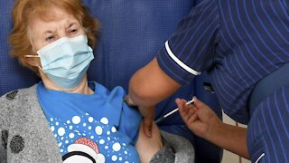 'Amazing Tribute to Science' as U.K. Begins COVID Vaccinations