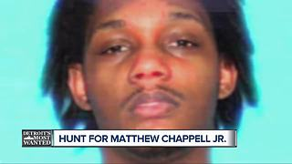 Detroit's Most Wanted: Matthew Chappell now facing murder charges