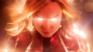 'Captain Marvel' Sets New Opening Weekend Record
