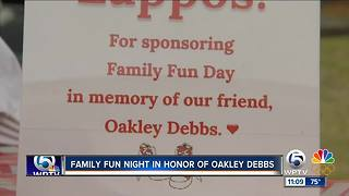 Event honors Rosarian Academy student who died from nut allergy - Video