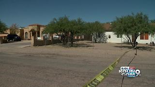 FBI conducts raids on gang strongholds in Tucson, Phoenix - Video