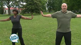 Lesson in Tai Chi - Video
