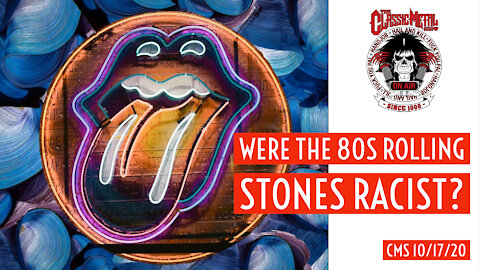 Were The '80s Rolling Stones Racist?