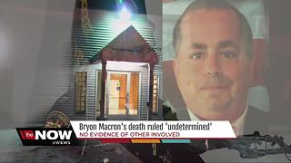 Bryon Macron's cause of death