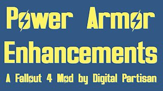 Power Armor Enhancement