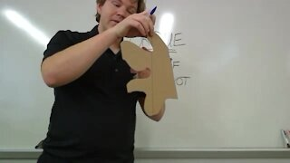 Science Sundays: Center of Mass Experiment