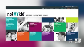NotMyKid offering free virtual courses for parents on teen substance abuse