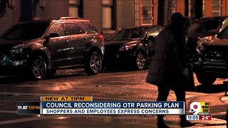 Council reconsidering Over-the-Rhine parking plan