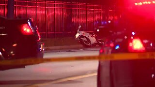 36-year-old man was killed in motorcycle crash