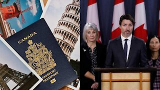 Canada Is 'Certainly Working On The Idea' Of Vaccine Passports Says The Feds