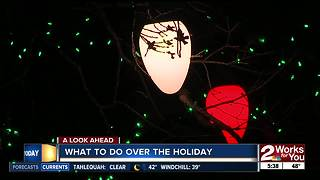 What to do over Thanksgiving holiday in Green Country - Video