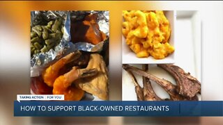 Helping black owned restaurant survive COVID-19