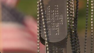 Witness Tree brings awareness to suicide among veterans