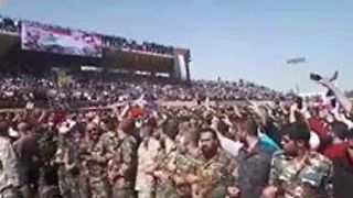 Thousands Attend Funeral of Prominent Syrian General Killed in Deir Ezzor - Video