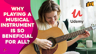 Why Everyone Should Learn To Play A Musical Instrument?