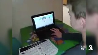 Covington offers internet access for online schooling