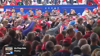 President Trump Campaigning