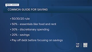 How to build your savings
