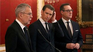 Austria considering snap election after far-right video scandal