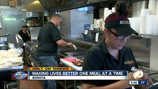 Making lives better one meal at a time - Video