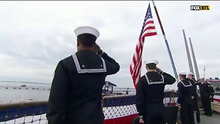 [640x360] FanSportsClips on Twitter jaredyeldell02 NATIONAL ANTHEM PART 3 #VeteransDay Fox Fox NFL Sunday httpst.co8oFip6bCeJ httpst.coERlhOUHZDa - Video