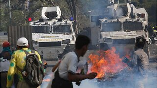 Venezuelan opposition leader Lopez says more 'military movements' on the way