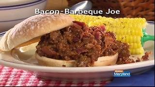 Mr. Food - Bacon Barbecue Joe - Video